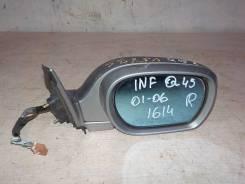 Зеркало правое электрическое Nissan Cima Infiniti Q45