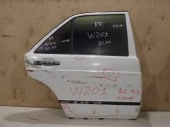 Дверь задняя правая Mercedes-Benz C-Klasse 190 W201 1982-1993