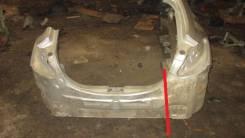 Панель задняя 3D 2004-2010 Opel Astra H, правая