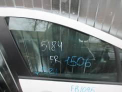 Стекло двери передней правой Peugeot 308 2007-2013