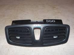 Дефлектор торпедо центральный Renault Fluence 2010-