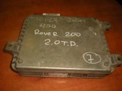 Блок управления двигателем Rover 200 1995-2000