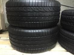 Bridgestone Potenza RE050. Летние, 2013 год, износ: 10%, 2 шт