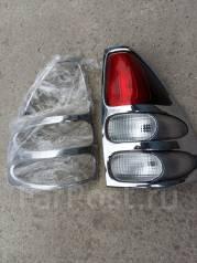 Планка под фонарь. Toyota Land Cruiser Prado