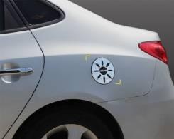 Лючок топливного бака. Hyundai Avante, HD Hyundai Elantra, HD Hyundai Solaris Hyundai HD