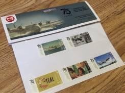 Юбилейные марки. Новая Зеландия