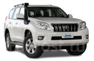 Шноркель. Toyota Land Cruiser Prado, GDJ150L, GDJ150W, GDJ151W, GRJ150, GRJ150L, GRJ150W, GRJ151, GRJ151W, KDJ150L, TRJ150, TRJ150W