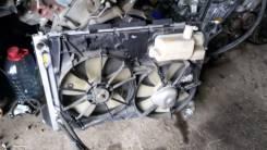 Радиатор охлаждения двигателя. Toyota Harrier, ACU30, ACU30W Двигатель 2AZFE