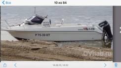 Suzuki. Год: 1996 год, длина 6,30м., двигатель подвесной, 115,00л.с., бензин