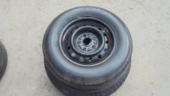 """Запасное колесо 205-70R15 Toyo Tranpath J22 на диске 114,3х5. 6.0x15"""" 5x114.30"""