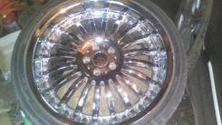 Хромированные колеса R20. 8.5x20 5x112.00 ET38. Под заказ