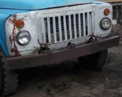 Решетка радиатора. ГАЗ 52 ГАЗ 53