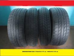 Bridgestone B340. Летние, без износа, 4 шт