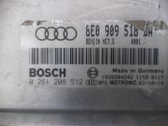 Блок управления двс. Audi A4