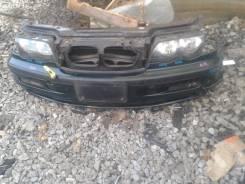 Ноускат BMW 3 E46 M43 (дорестайл, дефект креп. фар) 2147. BMW 3-Series, E46/4, E46/3, E46/2 Двигатели: M43B19, M43T