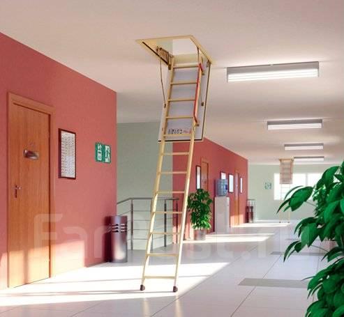 Лестницы.