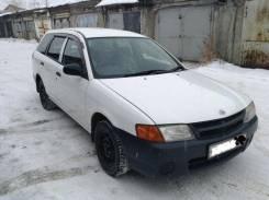 Nissan AD. Y11, QG13