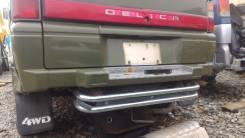 Бампер. Mitsubishi Delica, P25W, P35W Двигатель 4D56