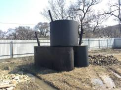 Монтаж Установка Септиков Устройство канализации под ключ