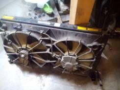 Радиатор охлаждения двигателя. Toyota Vista Ardeo, SV50