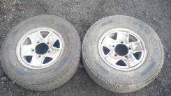 Продам 2 колеса. x14 5x139.70