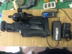 Panasonic M3000. с объективом