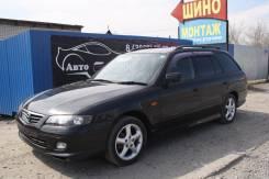 Защита двигателя. Mazda Capella Wagon, GWEW Mazda Capella, GWEW Двигатель FSZE