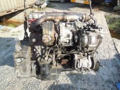 Двигатель в сборе. Toyota Dyna, XZU368