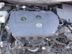 Двигатель в сборе. Mazda Premacy, CWEFW