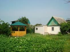 Дачный участок с уютным домиком и новой беседкой в п. Новый. От частного лица (собственник). Фото участка
