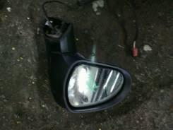 Зеркало заднего вида боковое. Peugeot 207