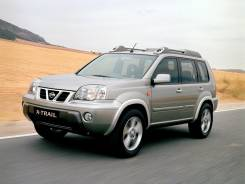 Nissan X-Trail T30 - 2001-2006 - запчасти. Nissan X-Trail, T30 Двигатели: QR20DE, QR25DE, YD22ETI, YD22DDTI