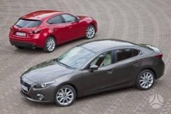Детали кузова. Mazda Mazda3