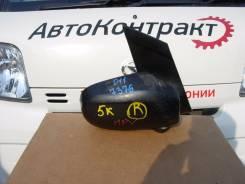 Зеркало заднего вида боковое. Mazda MPV, LW5W