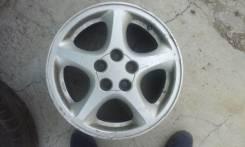 Toyota Caldina. x15, 5x100.00, ET45