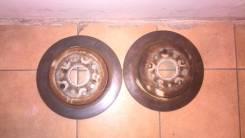 Диск тормозной. Toyota Crown, JZS171, JZS171W Двигатель 1JZGTE