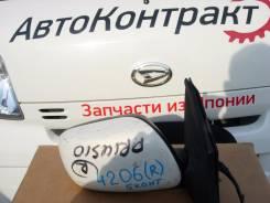 Зеркало заднего вида боковое. Toyota Prius, NHW20, ZVW30, ZVW30L Двигатели: 1NZFXE, 2ZRFXE