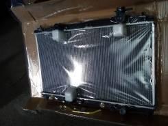 Радиатор охлаждения двигателя. Toyota Crown, JZS141 Двигатель 1JZGE