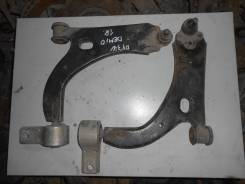 Рычаг подвески. Mazda Demio, DY3W Двигатель ZJVE