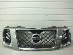 Решетка радиатора. Nissan Navara