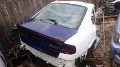 Задняя часть автомобиля. Subaru Legacy B4