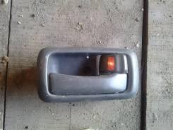 Ручка открывания багажника. Toyota Carina, AT191