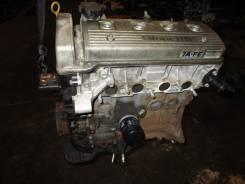 Двигатель. Toyota Avensis Двигатель 7AFE