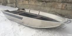 Windboat. 2018 год год, длина 3,70м., двигатель без двигателя, 10,00л.с., бензин. Под заказ