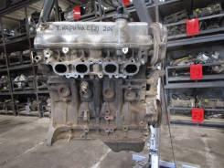 Двигатель в сборе. Toyota Carina E Двигатель 3SFE