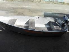 Wellboat. длина 3,05м., двигатель подвесной, бензин