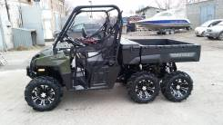Polaris Ranger 800. исправен, есть птс, без пробега