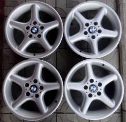 BMW. 7.5x17, 5x120.00, ET41, ЦО 72,6мм.