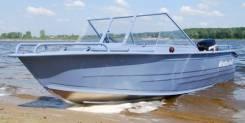 Windboat. 2018 год год, длина 4,55м., двигатель без двигателя, 50,00л.с., бензин. Под заказ