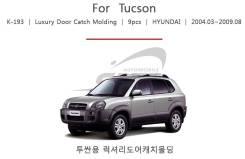 Обшивка двери. Hyundai Tucson